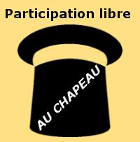Participation libre au chapeau