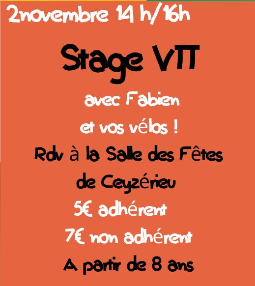 stage VTT